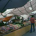 Curacao Market by David Pettit