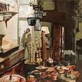 Curio Shop by Nancy Watson