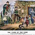 Currier  Ives Folk Tradition by Granger
