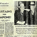 Curtains For Capone by Jon Neidert
