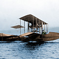 Curtiss Flying Fish 1912 by Science Source