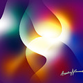 Curves And Light by Anthony Caruso