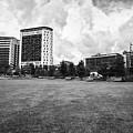 curzon park eastside city park Birmingham UK by Joe Fox