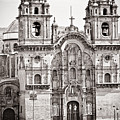 Cusco Cathedral by Darcy Michaelchuk