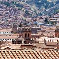 Cusco Cityscape by Jess Kraft