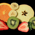 Cut Fruit by Shane Bechler