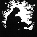 Cut-paper Silhouette by Granger