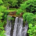 Cuttalossa Falls New Hope Pa by James DeFazio