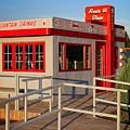 Cute Little Route 66 Diner by Buck Buchanan