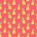 Cute Pineapples by Allyson Johnson