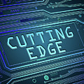 Cutting Edge Concept. by Samantha Craddock
