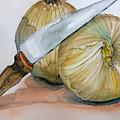 Cutting Onions by Mastiff Studios