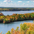 Cuyuna Country State Recreation Area - Autumn #1 by Patti Deters