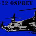 Cv-22 Osprey  by John Bainter