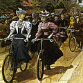 Cycling Fashions, 1895 by Science Source