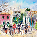 Cycling In Majorca 05 by Miki De Goodaboom