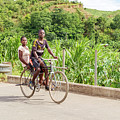 Cycling In Malawi by Marek Poplawski