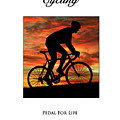 Cycling Pedal For Life by Karl Knox Images
