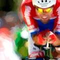 Cyclist Three by Tom Sachse