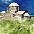 Cyprus The Old Church by Sandra Phryce-Jones