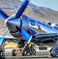 Czech Mate Engine Start Sunday Afternoon Gold Unlimited Reno Air Races by John King