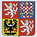 Czech Republic Coat Of Arms by Movie Poster Prints