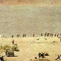 D-day by Stewart Helberg