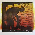 D U Rounds Project, Print 18 by Erik Paul