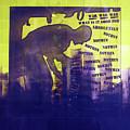 D U Rounds Project, Print 24 by Erik Paul