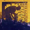 D U Rounds Project, Print 25 by Erik Paul