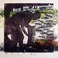 D U Rounds Project, Print 5 by Erik Paul
