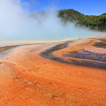 D09132 Colorful Grand Prismatic Spring by Ed Cooper Photography