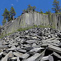 D2m6312 Devils Postpile National Monument by Ed Cooper Photography