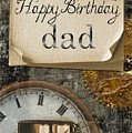 Dad's Birthday by Frederick Holiday