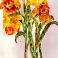 Daffodils by Anne Duke