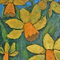 Daffodils by John Corkery