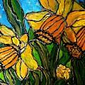 Daffodils by Laura  Grisham