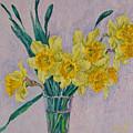 Daffodils by Vitali Komarov
