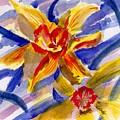 Daffy Dills by Linda Palmer