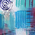 Daily Abstract Four by Suzzanna Frank