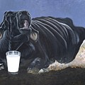 Dairy Is A Mother's Tears by Twyla Francois