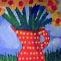Daisies Flowers   by Jennifer L Johnson