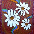 Daisies Gone Wild by Tami Booher