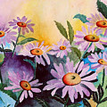 Daisies by Mary Gaines