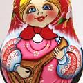Daisy Balalaika Chime Doll by Viktoriya Sirris