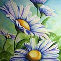 Daisy Blue by Conni  Reinecke