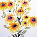Daisy Bouquet by Marsha Elliott
