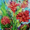 Dala Flower The Flower Of The Ampawa River Maket by Wanvisa Klawklean
