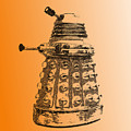 Dalek Orange by Richard Reeve