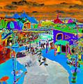 Dali Land by David Lee Thompson